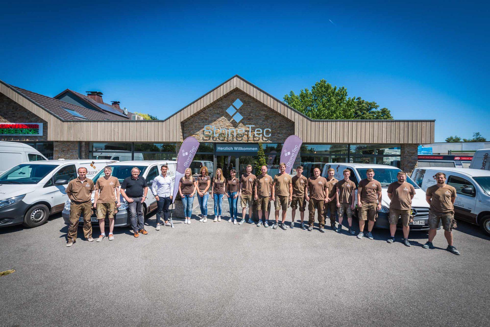 Stonetec GmbH Fliesen aus Meisterhand in Bocholt
