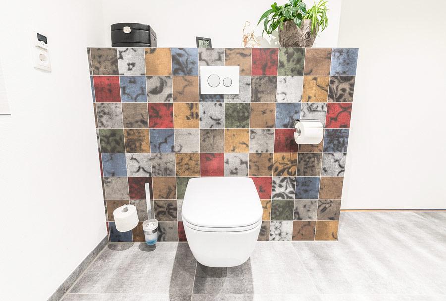 'Fliesen Natusteinoptik Bocholt stonetec badezimmer modern mosaik