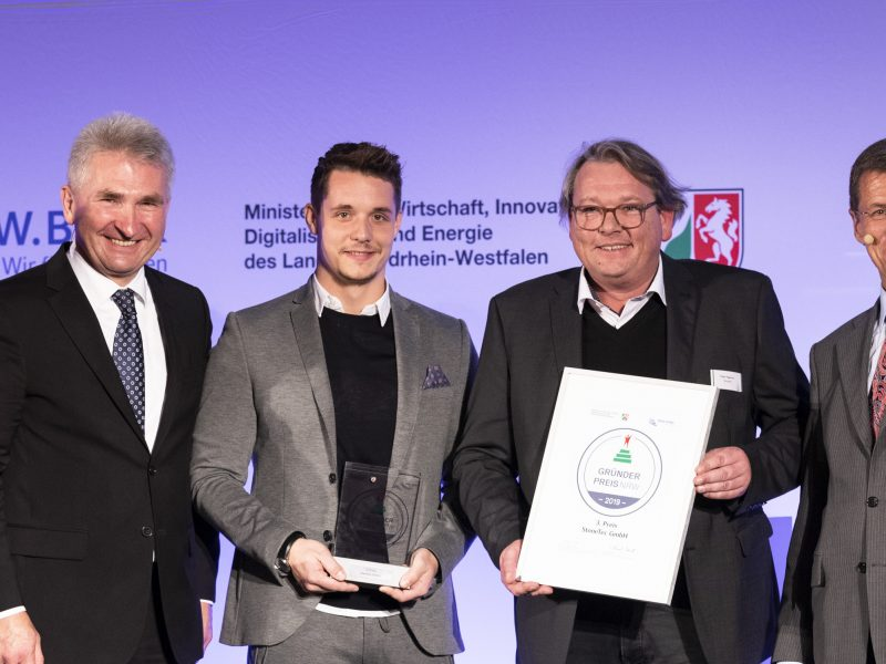 Gründerpreis NRW 2019- StoneTec